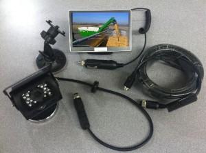5 inch camera