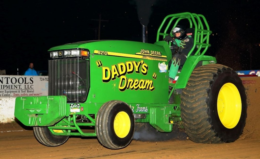Daddys Dream at Mercer 09.13.14