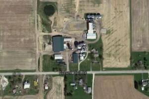 google earth map of farm